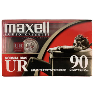 audiokazeta Maxell UR90 2002-05 US