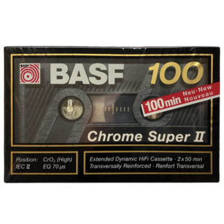 basf chrome super ii 1989-90