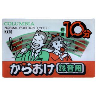 columbia kx10