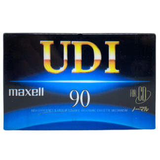 MAXELL UD I 90 1994-95 JAPAN