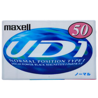 MAXELL UD1 50 1997-98 JAPAN