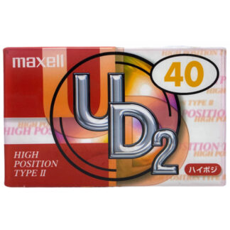 MAXELL UD2 40 2000-01 JAPAN