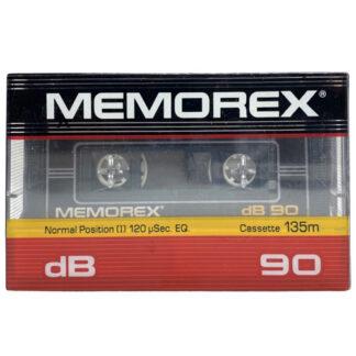 Memorex db90 1985-86 US-EUR