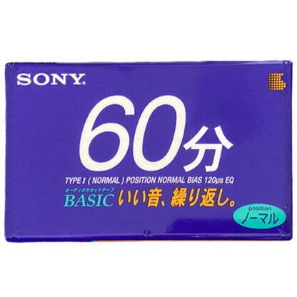 Sony Basic 60 1994-96 JP