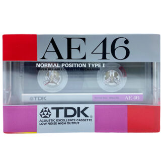 TDK AE46 (1987-88 JPN)
