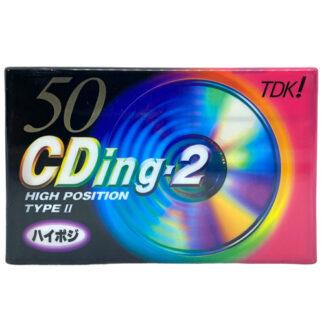 TDK CDing2 1996 JAPAN