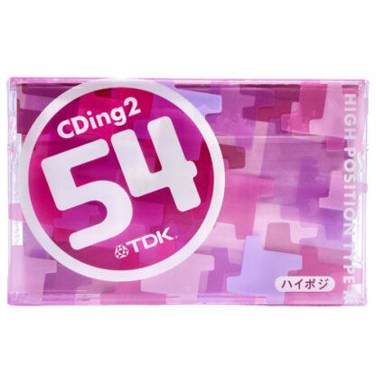 TDK CDing2 54 2002-2005 JAPAN