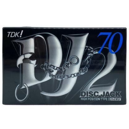 TDK DJ2 70 1997 JAPAN
