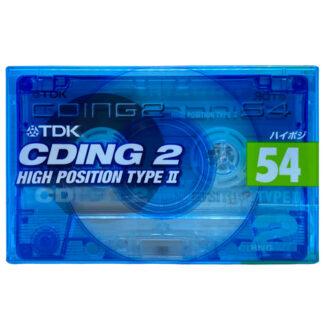 TDK cding 54 1999 JAPAN