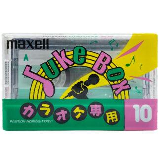 maxell jukebox 10 1992-93