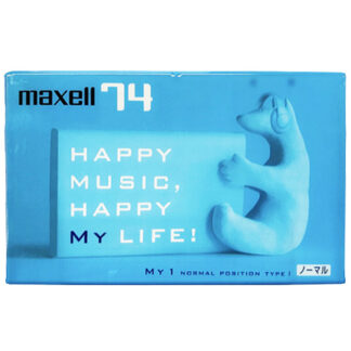 maxell my1 74 2000-01 JAPAN