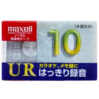 maxell ur10