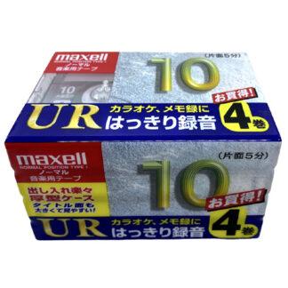 maxell ur10 4pack