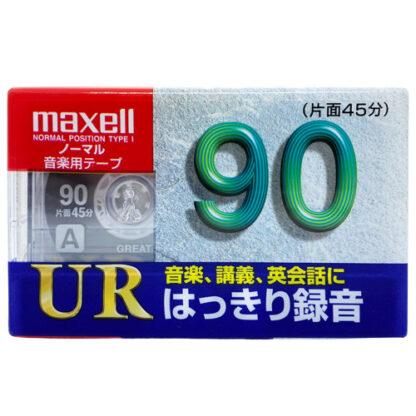 maxell ur90