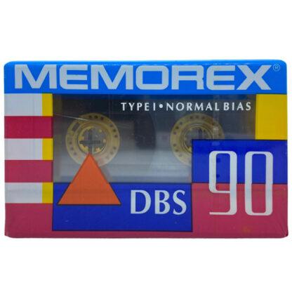 memorex dbs 1995-96 US