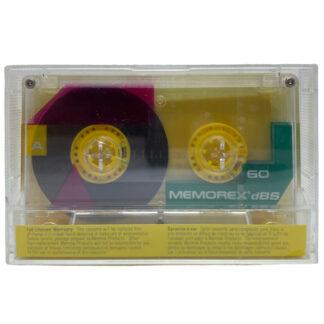 memorex dbs60 1989-90 US