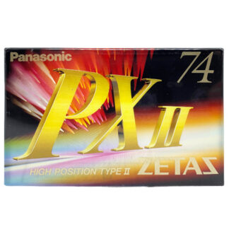 panasonic px ii zetas 74