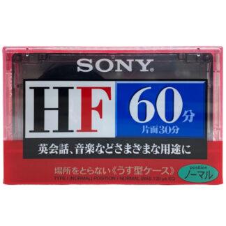 sony hf60 1997 japan