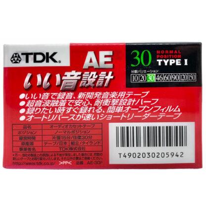 tdk ae30 1998 japan
