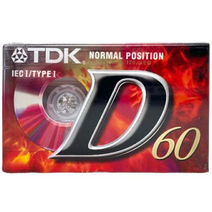 tdk d60 1997-2001 eu