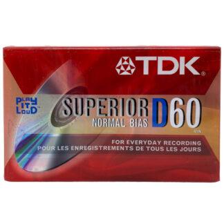 tdk d60 2003-05 US