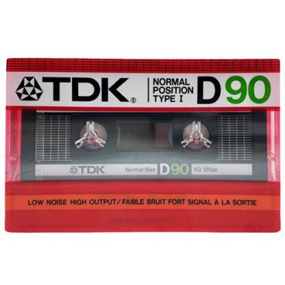 tdk d90 1985-86 US