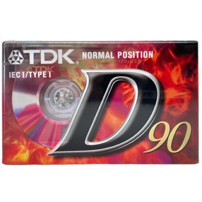 tdk d90 1997-2001 eu