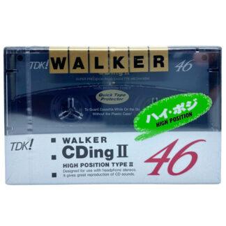 tdk walker cding ii 46