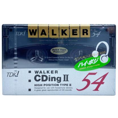 tdk walker cding ii 54
