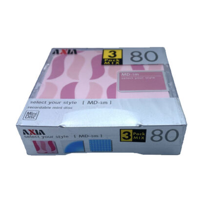 AXIA MD IM 80 (3pack)