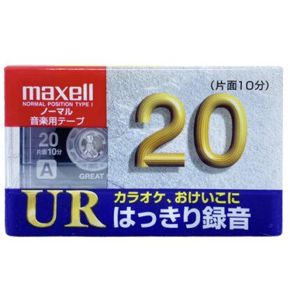MAXELL UR 20 (JPN)