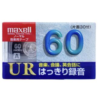 MAXELL UR 60 (JPN)