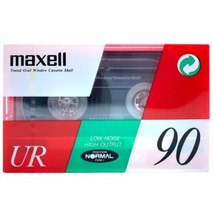 Maxell UR 1991-93 EUR