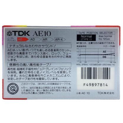 TDK AE10 (1987-88 JPN)
