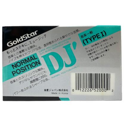 goldstar dj 90