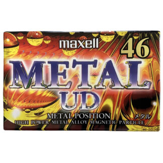 maxell metal ud 1995-1996