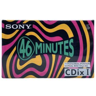 sony cdix i 46 1991 JPN