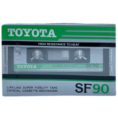 audiokazeta toyota sf90
