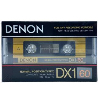 DENON dx1 60 1987