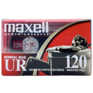 MAXELL ur120 2002-05 US