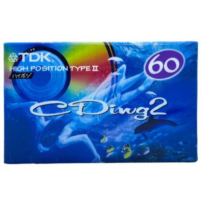 TDK cding2 60 1998 JAPAN