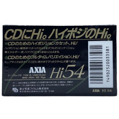 axia hi54 jpn