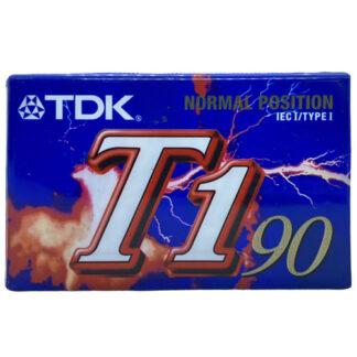 tdk t1 1995-97 EUR