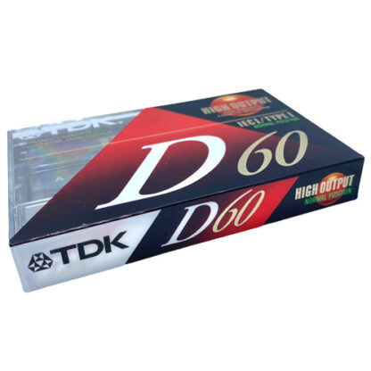 tdk d60 1992
