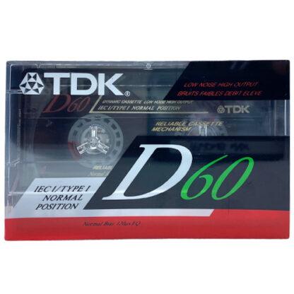 tdk d60 90-95 us