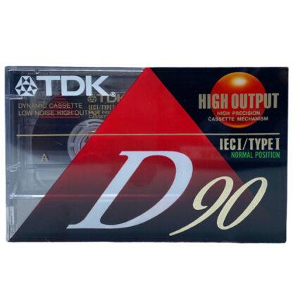 tdk d90 1992