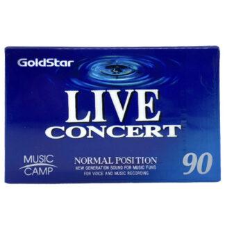 GOLDSTAR Live Concert 90 (JPN)