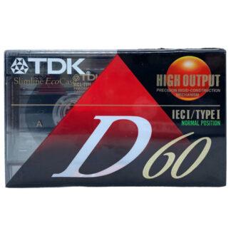 tdk d60 1995