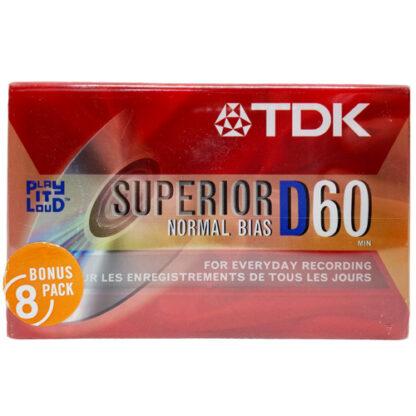 tdk d60 superior