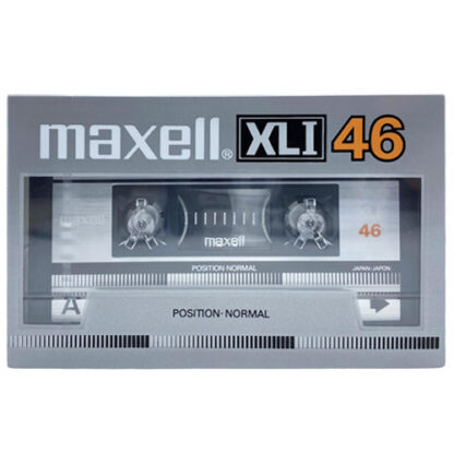 maxell xli 46 (1985 JPN)